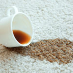 Coffee Stains on a Carpet: 6 Easy Fast Ways to Get them Out