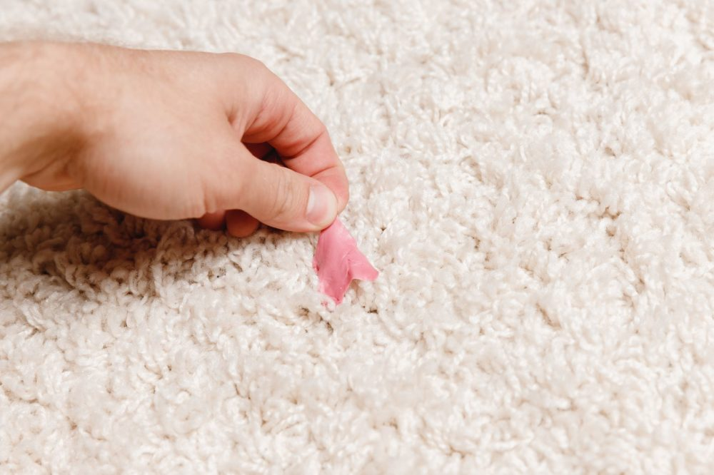 How To Get Silly Putty Out of Carpet