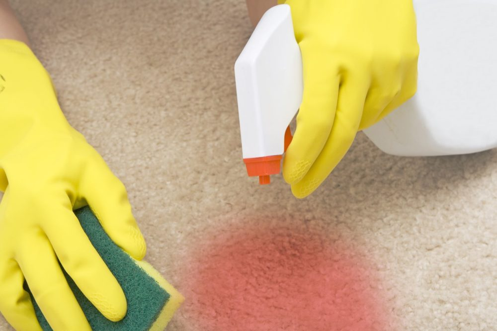 How to Get Ink Stains out of Carpet